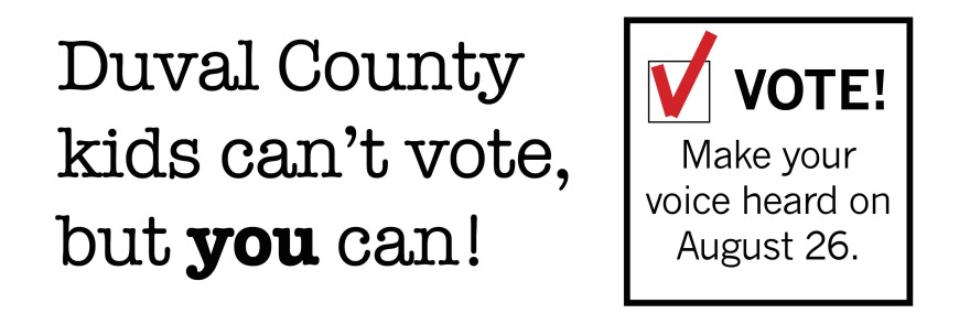 School Board Elections are August 26